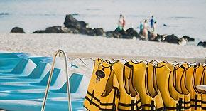 Sport, Victoria Beachcomber Mauritius