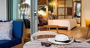 Swim Up Zimmer, Victoria Beachcomber Mauritius