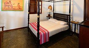 Doppelzimmer Poolside, The Three Sisters, Matara Sri Lanka