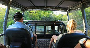 Safari, Apa Villa Thalpe Sri Lanka