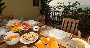 Cuisine, The Three Sisters, Matara Sri Lanka