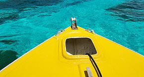 Bootsausflug, Bird Island Seychelles