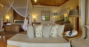 Beach Villa, Denis Private Island Seychelles
