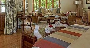 Beach Cottage, Denis Private Island Seychelles