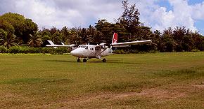 Privat Transfer, Denis Private Island Seychelles
