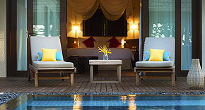 Beach Pool Villa, The H Resort Beau Vallon Beach Seychelles
