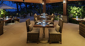 Restaurant Eden, The H Resort Beau Vallon Beach Seychelles