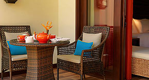 Garden Junior Suite, The H Resort Beau Vallon Beach Seychelles