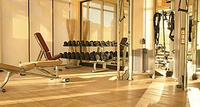 Beau Vallon Gym, The H Resort Beach Vallon Beach Seychelles