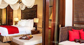 Junior Suite, The H Resort Beau Vallon Beach Seychelles