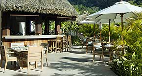 Ripples Pool Bar, The H Resort Beau Vallon Beach Seychelles