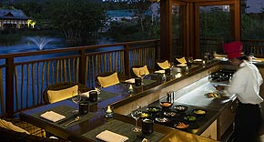 Restaurant Seyshima, The H Resort Beau Vallon Beach Seychelles