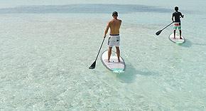 Aquaholics, Kandima Maldives