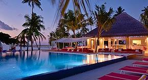 Breeze Pool Bar, Kandima Maldives