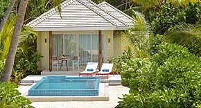 Beach Pool Villa, Kandima Maldives
