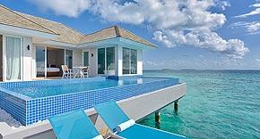 Honeymoon Aqua Pool Villa, Kandima Maldives