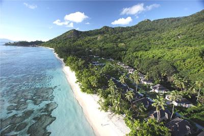 Hilton Seychelles Labriz Resort & Spa Silhouette