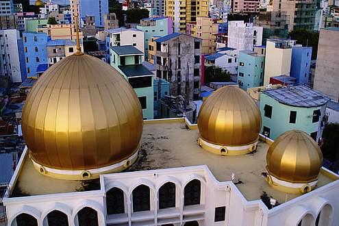 Masjid al-Sultan Muhammed Thakurufaanu Moschee