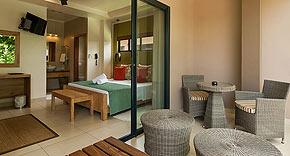Doppelzimmer Sea View, Le Repaire Boutique Hotel La Digue