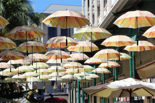 Sonnenschirme Port Louis