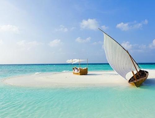 Badeferien im Indischen Ozean am schönsten Ort