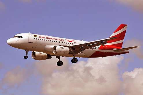 Air Mauritius ab Zürich nach Mauritius