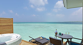 Kandima Aqua Pool Villa, Kandima Maldives