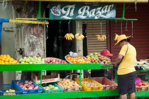Regionale Märkte in Mauritius
