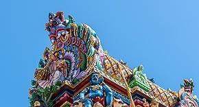 Hauptstadt Colombo, Sri Lanka