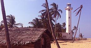 Hafen und Handelsstadt Galle, Sri Lanka