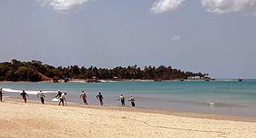 Ostküste Passekudha, Sri Lanka