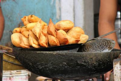Indische Spezialität geniessen Sie auf Mauritius