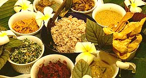 Feinste Currys, Apa Villa Thalpe, Sri Lanka