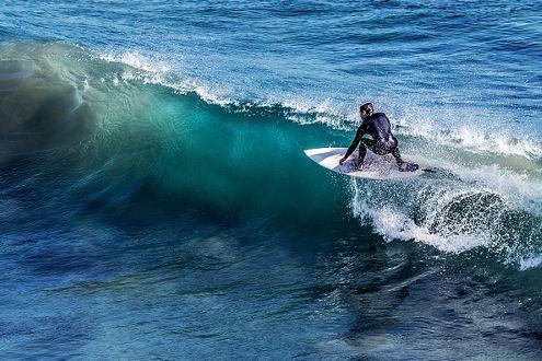 Wassersport indischer Ozean