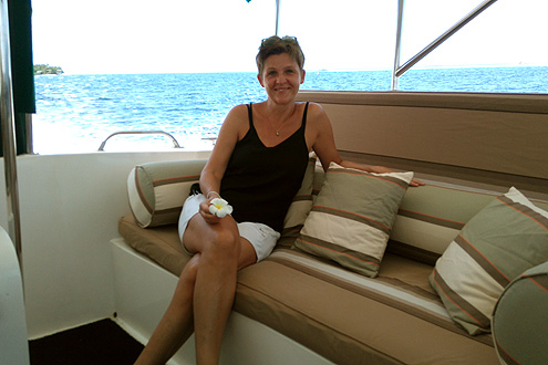 Carmen Studer, Geschäftsführerin
