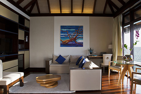 Villa Kategorie auf der Insel Coco Bodu Hiti, Nord Male Atoll
