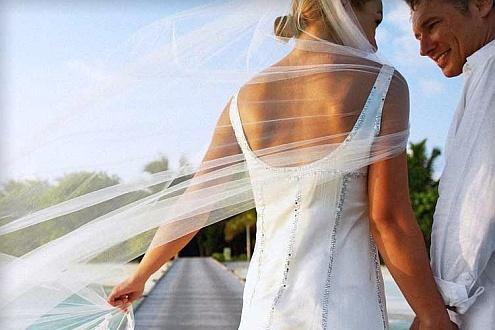 Honeymoon Ferien im Paradies