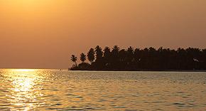 Ausflugsmöglichkeiten auf der Insel Komandoo