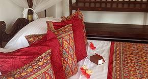 Zimmer Superieure, La Maison Nil Manel, Sri Lanka