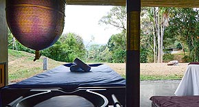 Wellness im Santani Wellness Resort & Spa Kandy, Sri Lanka
