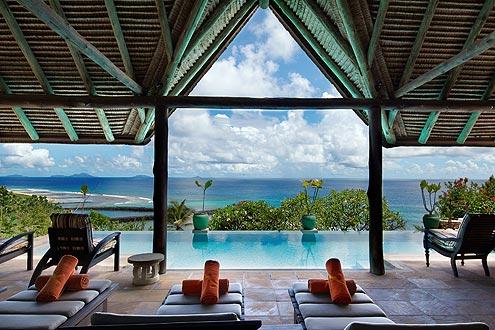Villa Fregate Private Island