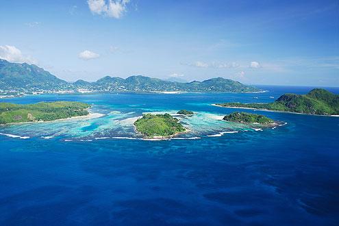 Katamaran Törn auf den Seychellen, Insel Praslin und La Digue