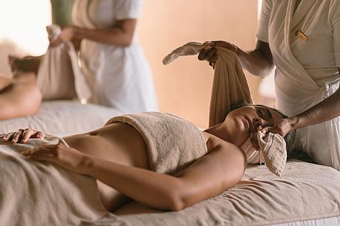 Spa Treatment für Honeymooner, Mauritius, Malediven, Seychellen