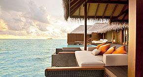 Sunset Oceansuite auf der Insel Ayada Maldives, Malediven