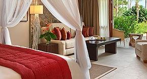 1 Bedroom Hillview Suite vom Kempinski Seychelles Resort &