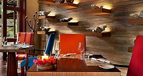 Restaurant L'Indochine vom Kempinski Seychelles Resort & Spa, Seychellen