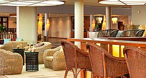 Planters Bar & Lounge vom Kempinski Seychelles Resort & Spa, Seychellen