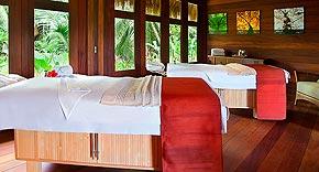 Spa vom Kempinski Seychelles Resort & Spa, Seychellen