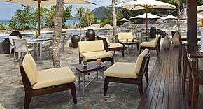 Restaurant Curieuse im Raffles Seychelles, Praslin