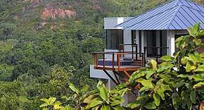 Garden View Pool Villa im Raffles Seychelles, Praslin